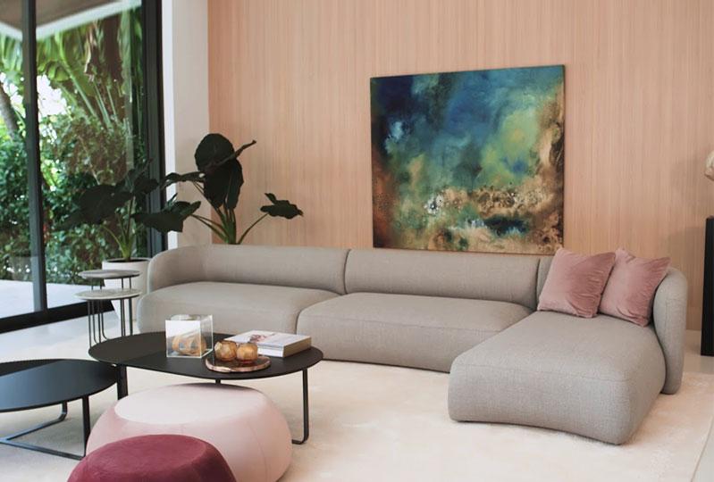 Colección Bubble de Saccaro, Krone Furniture