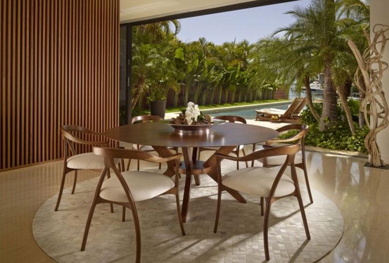 Juego de comedor Diva de Saccaro, Krone Furniture