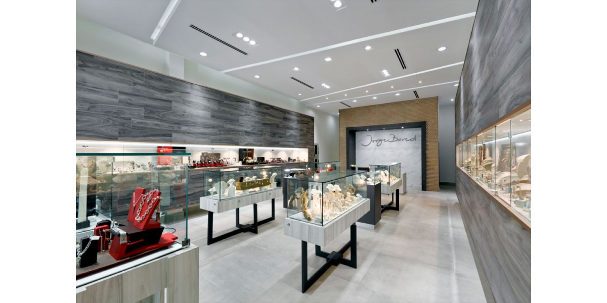 Nueva Tienda Jorge Bared Jewelers en The Mall of San Juan