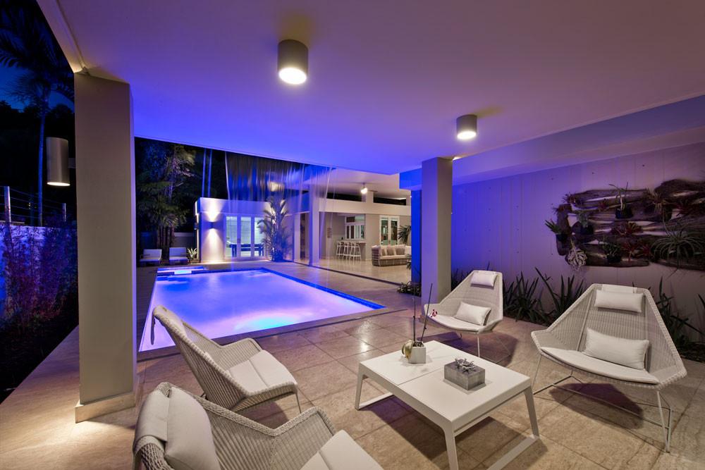 Vas a dise ar terraza y piscina art culos modo de vida - Losas para terrazas ...