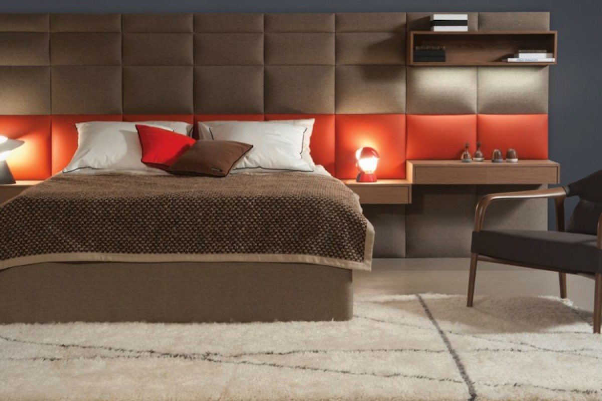 Courchevel Bed