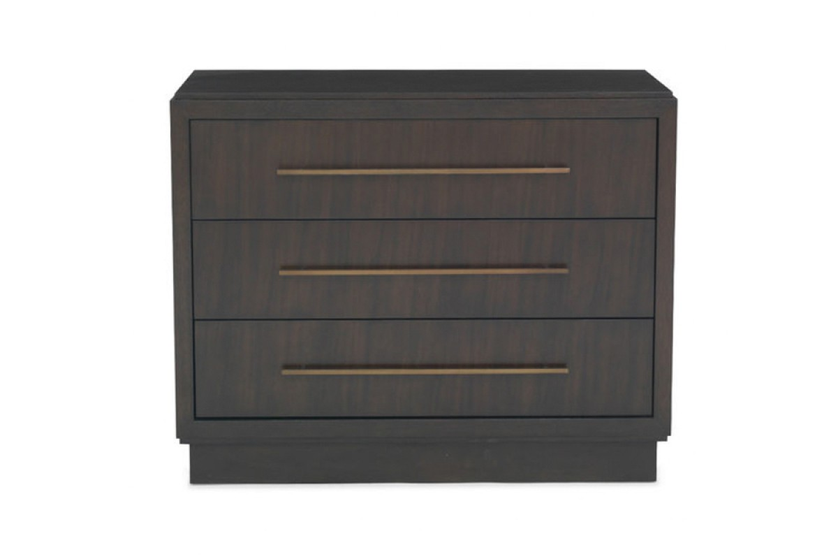 Banks 3 Drawer Chest - Mitchell Gold + Bob Williams