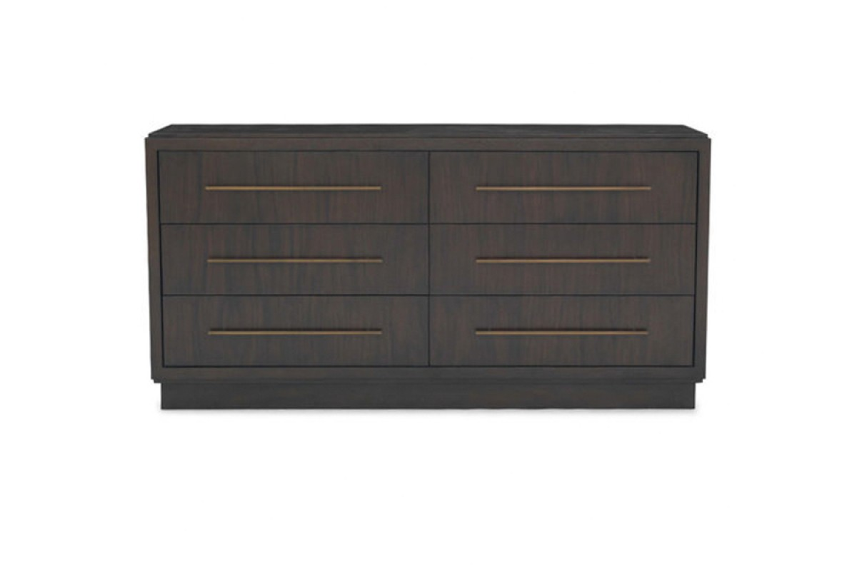 Banks 6 Drawer Chest - Mitchell Gold + Bob Williams