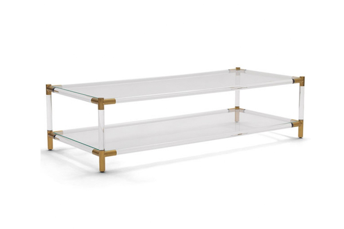 Beverly Rectangle Cocktail Table