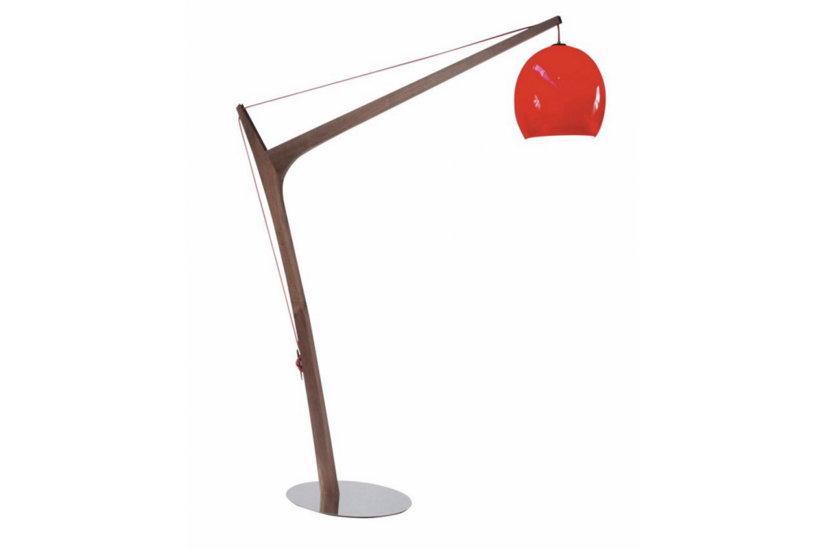ACCASTILLAGE ANGLED FLOOR LAMP