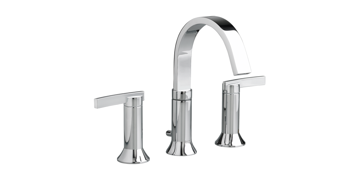 Berwick Widespread Bathroom Faucet with Lever Handles - Freire