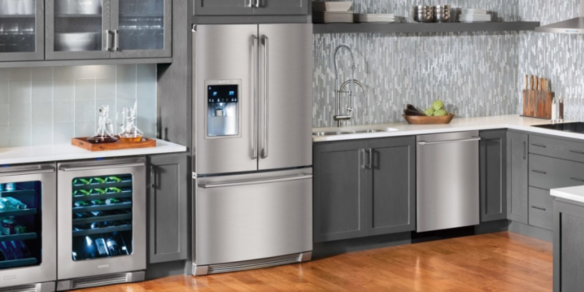 Standard-Depth Side-By-Side Refrigerator with Wave-Touch® Controls - Freire