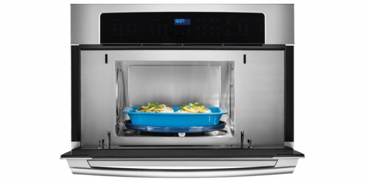 30 Built In Convection Microwave Oven With Drop Down