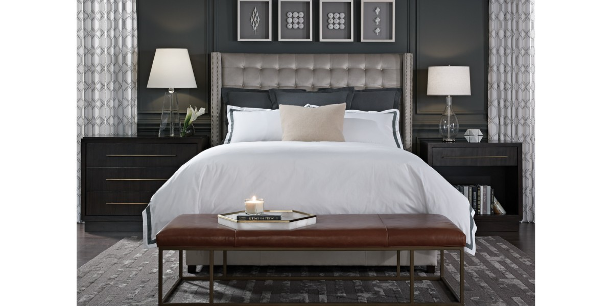 Theodore Bed - Mitchell Gold + Bob Williams