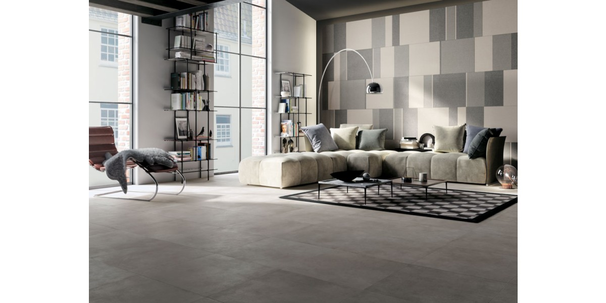 Reve Gris - Carlos Robles Bath Tiles and Stone