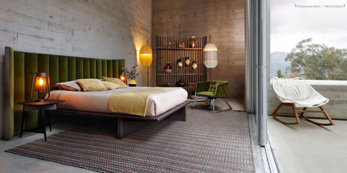 Backstage Bed - Roche Bobois